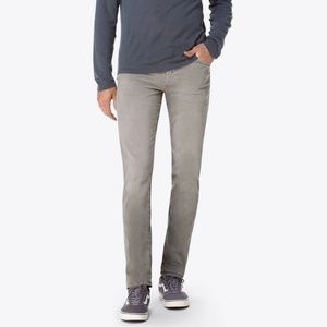 JBrand Men's Tyler Slim Fit In Thrashed Train Jean